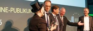 Die Gewinner des Rechenzentrumspreises 2016