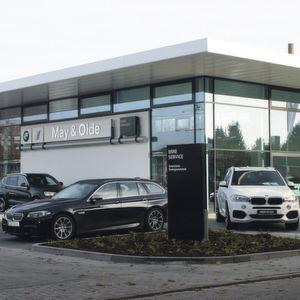 Die großen Autohändler: May & Olde
