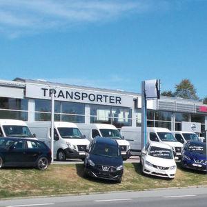 Die großen Autohändler: MKM Huber