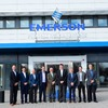 Emerson Opens Global Headquarters in Sweden