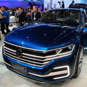 Peking Motorshow: Der Schnupfen ist weg
