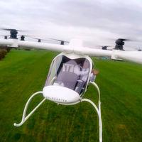 E-Helicopter fliegt erstmals bemannt