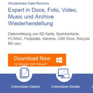 5-mal Datenrettung für Windows 10