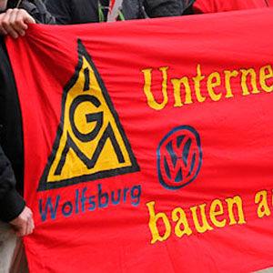 VW-Konzern steht vor harter Tarifrunde
