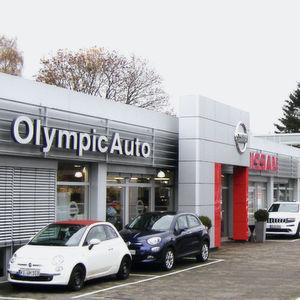 Die großen Autohändler: Olympic Auto