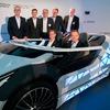 Nach Rekordjahr 2015 bleibt Bosch weiter auf Wachstumskurs