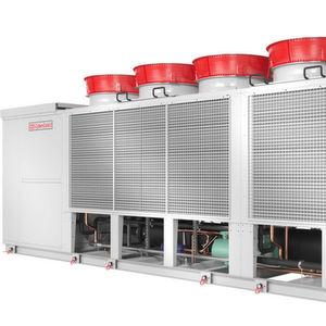 Schalloptimierte Kaltwassersätze für Rechenzentren