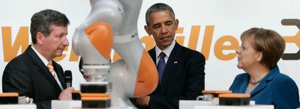 Amerika zielt auf das Herz der deutschen Wirtschaft