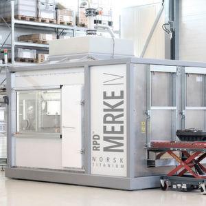 Norsk Titanium und Bosch Rexroth vereinbaren Partnerschaft