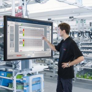 Bosch Rexroth rückt den Menschen in den Mittelpunkt von Industrie 4.0