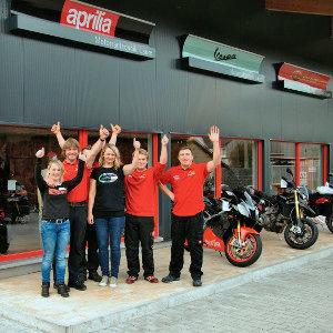 Motorradtechnik Laure: Bello meccanico!