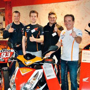 Evecan Motorrad Shop GmbH: Kruzitürken, Sacklzement!