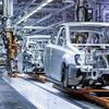 Spaniens Wirtschaft und Industrie zurück in der Spur