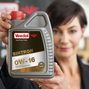 Veedol: Neue Öle