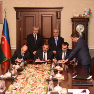 State Oil Company of Azerbaijan Awards Contract