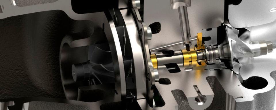 Ottomotor mit VTG startet dieses Jahr