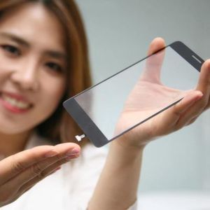 LG entwickelt Fingerabdrucksensor ohne Knopf