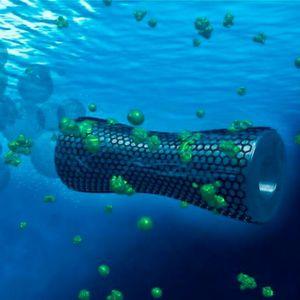 Graphenoxid entfernt Blei aus Wasser