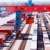 Größter Containerbahnhof wird noch größer