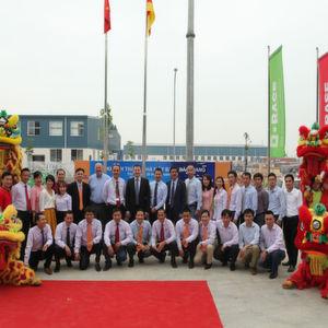 Neues BASF-Werk für Betonzusatzstoffe in Vietnam