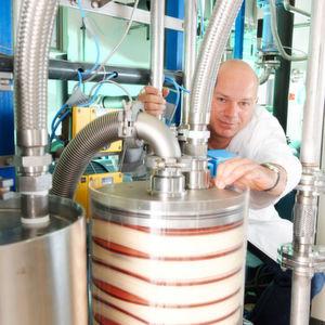 Neues Membranverfahren soll Abgas von Kohlendioxid befreien