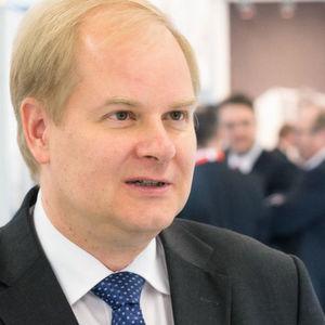 """Pekka Tiitinen, Leiter der ABB-Division Industrieautomation und Antriebe: """"ABB nimmt das Thema Sicherheit sehr ernst."""""""