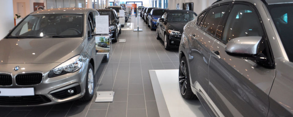 Deutscher Automarkt mit deutlichem Plus im April