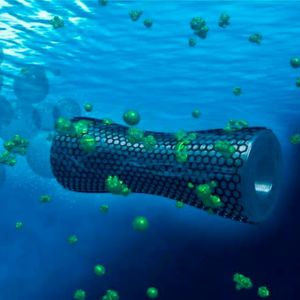 Microbots Remove Pollutants in Water