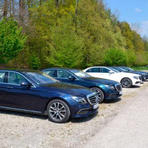 »kfz-betrieb« Auto-Check: Mercedes-Benz E-Klasse