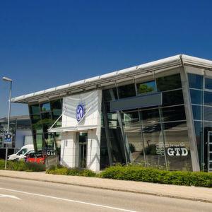 Die großen Autohändler: Autohaus Ostermaier