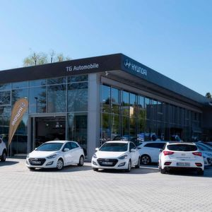 neues hyundai autohaus in dresden. Black Bedroom Furniture Sets. Home Design Ideas