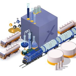 So profitiert die Chemieindustrie von einer digitalisierten Logistik