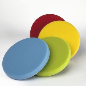 Farbige Polierpads