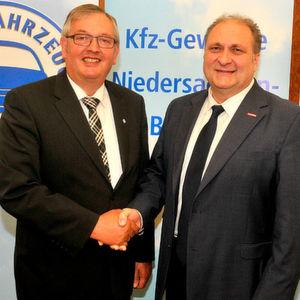 Niedersachsen: Unterstützung vom ZDH-Präsidenten
