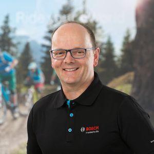 Bosch: Peter Gretzke wird neuer Fachberater für E-Bike-Systems