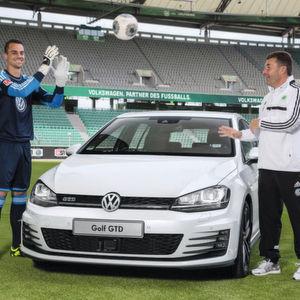 Volkswagen: Doppelpass mit Liga-Clubs