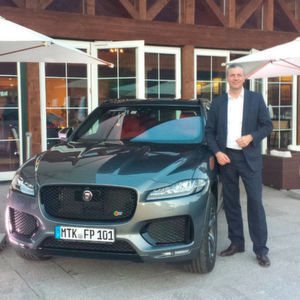 Jaguar F-Pace: Sportwagen fürs Grobe