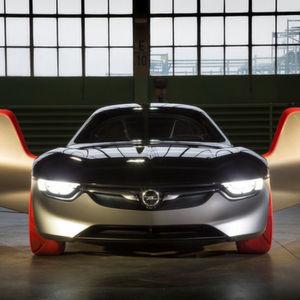 Opel GT: Ein kleines bisschen fliegen