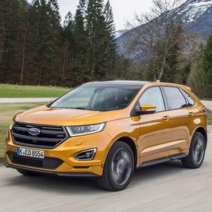 Gefahren: Ford Edge – zum Reisen geschaffen
