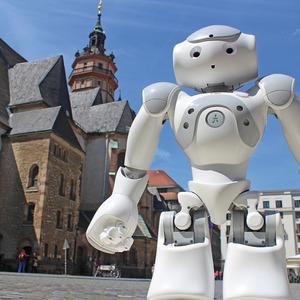 Robocup 2016: Hier kickt die künstliche Intelligenz