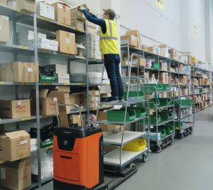 Neues Logistikkonzept bei Laborfachhändler-Verbund
