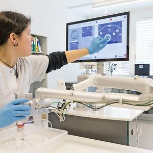 Grösste Schweizer Plattform für Medizintechnik