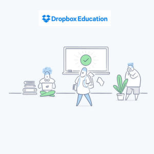 Dropbox Education unterstützt Unis