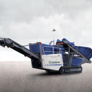 Kegelbrecher bietet Mobilität für Steinbruchanlagen