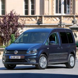 Abgas-Affäre: VW beginnt Rückruf beim Caddy
