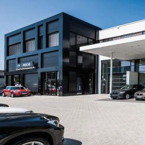 Die großen Autohändler: Procar