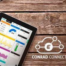 Conrad Connect vernetzt Geräte über einen Web-Browser