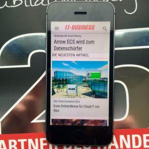 Gute Nachrichten: Die IT-BUSINESS Apps sind live