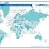 Malware-Infektionsraten weltweit