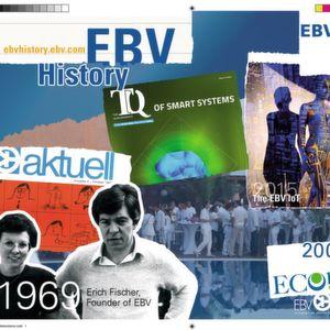 Alles Wissenswerte über EBV – von den Anfängen bis heute